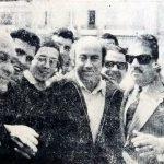 Όταν ο ηθοποιός Θανάσης Βέγγος επισκέφθηκε το Αγρίνιο!