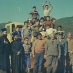 Σπάνιο βίντεο από την Ιερά Μονή Μεταμορφώσεως του Σωτήρος Ναυπάκτου