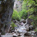 Αυγουστιάτικη πορεία προς τις πηγές Γιδομανδρίτη