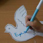 Διεθνής Ημέρα Ειρήνης, άρθρο της Ειρήνης Σωτηρίου