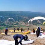 Στον Εμπεσό Βάλτου το 3ο σκέλος του Πανελληνίου Πρωταθλήματος Αλεξιπτώτου Πλαγιάς