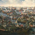 Η ιστορική ναυμαχία των Εχινάδων Νήσων ή Ναυπάκτου το 1571