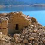 Η «βυθισμένη» εκκλησία της Παναγίας στην παλιά Σιβίστα