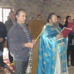 Ιστορική λειτουργία στο εξωκλήσι των Αγίων Ταξιαρχών στο Βασιλόπουλο Ξηρομέρου
