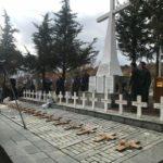 Ο Δήμος Θέρμου τίμησε τον ήρωα Δημήτρη Μπουρτσάλα από τον Πέρκο
