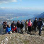 Κατακτώντας κορυφές με την Ομάδα Πεζοπορίας και Ορειβασίας των νέων της Κοιλάδας του Αχελώου