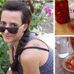 Μια νέα γυναίκα επέστρεψε στη Χούνη και δημιουργεί με τα υλικά της φύσης!