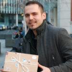 Το «Yiayiasbox» του Μεσολογγίτη Ν. Παπαδόπουλου «κατακτά» το Λονδίνο!