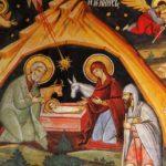 Ομιλία για τα Χριστούγεννα στον Άγιο Νικόλαο Βόνιτσας