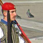 Ένας Εύζωνας από το Μεσολόγγι στη «σκιά» του Ερντογάν