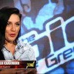 «Σαρώνει» η Ιουλία Καλλιμάνη από την Κωνωπίνα στο «The Voice»