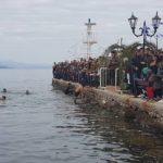 Θεοφάνεια 2018: Με λαμπρότητα γιορτάστηκε ο αγιασμός των υδάτων σε όλη την Αιτωλοακαρνανία (photos)