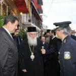 Ο Αρχιεπίσκοπος Ιερώνυμος ανακηρύσσεται επίτιμος δημότης Αμφιλοχίας