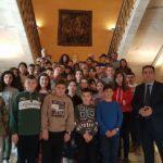 Επίσκεψη του Δημοτικού Σχολείου Λεπενούς στη Βουλή των Ελλήνων