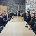 Μια ευρεία σύσκεψη για τις προοπτικές ανάπτυξης της Ναυπακτίας