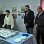 Με μεγάλη προσέλευση πραγματοποιήθηκε η κοπή πίτας από την Αερολέσχη Αγρινίου