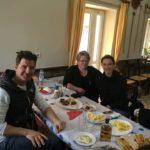 Ο Σάκης Ρουβάς και η Κάτια Ζυγούλη επισκέφθηκαν την Κομπωτή Ξηρομέρου!