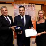 Σήμα Αριστείας Χρηστής Διακυβέρνησης απονεμήθηκε στον Δήμο Αγρινίου