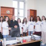 To Γυμνάσιο Γαβαλούς πήρε τη πρώτη θέση στο πρόγραμμα Ecomobility και πάει Βρυξέλλες!