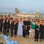 Οι μαθήτριες του Γυμνασίου Αιτωλικού ανέβασαν Ευριπίδη στο αρχαίο θέατρο Πλευρώνας!