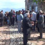Πλήθος πιστών στην εορτή της Αναλήψεως στην Δερβέκιστα