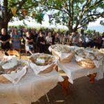 Πλήθος κόσμου στον εσπερινό της Αγίας Τριάδας του Μαύρικα Αγρινίου