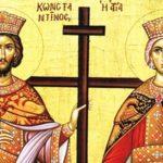 Θρησκευτικές εκδηλώσεις για την εορτή των Αγίων Κωνσταντίνου και Ελένης στη Μακρυνεία