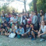 Εκπαιδευτική εκδρομή στο Δάσος Φράξου από το 17ο Δημοτικό Σχολείο Αγρινίου