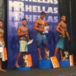 Δυο μετάλλια για Καλυβιώτη bodybuilder στο 7ο Natural Mr Hellas!