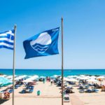 Οι δυο ακτές της Αιτωλοακαρνανίας που βραβεύτηκαν με «Γαλάζια Σημαία» για το 2020