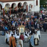 Το Χαλκιόπουλο γιόρτασε τον πολιούχο του Άγιο Ανδρέα τον Ερημίτη