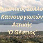 Καλοκαιρινή συνάντηση μελών και φίλων του συλλόγου Καινουργιωτών Αττικής «Ο Θέστιος»