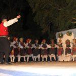 9η Παράσταση Παραδοσιακών Χορών στη Βόνιτσα