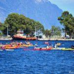 Αυλαία για τον 4ο Κωπηλατικό διάπλου της λιμνοθάλασσας Μεσολογγίου-Αιτωλικού