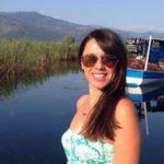 Η ηθοποιός Αθηνά Ζώτου μας ξεναγεί στη λίμνη Τριχωνίδα