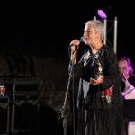 Η μαγευτική Μελίνα Κανά στο αρχαίο θέατρο Στράτου