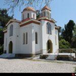 Το εκκλησάκι του Σωτήρος στο πάρκο του Αγρινίου