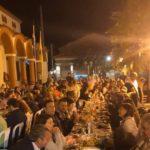 Χιλιάδες κόσμου στην 24η Γιορτή Ψαριού στο Αιτωλικό