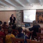 Μαθητές ενημερώθηκαν για θέματα γεωργίας και διατροφής στο Καινούργιο