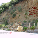 «Κίνδυνος-θάνατος» για τους οδηγούς οι κατολισθήσεις στο Μακρυνόρος
