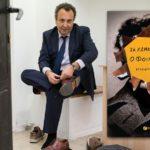 Ο Χρήστος Χωμενίδης παρουσιάζει το νέο του βιβλίο «Ο Φοίνικας» στο Αγρίνιο