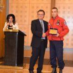 Η ΕΟΕΔ Μεσολογγίου βραβεύτηκε από την ΠΑΝ.ΣΥ. για την κοινωνική προσφορά της