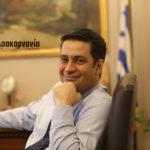 Γιώργος Παπαναστασίου: «Στην επόμενη θητεία θα αλλάξουμε ριζικά την εικόνα του Αγρινίου»