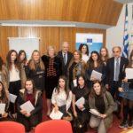 Οι μαθητές του Λυκείου Αιτωλικού στον ανοικτό διάλογο για «Το Μέλλον της Ευρώπης» στην Αρχαία Ολυμπία