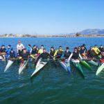 Η λιμνοθάλασσα Μεσολογγίου καθιερώνεται ως Διεθνές Προπονητικό Κέντρο