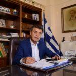 Εκ νέου υποψήφιος ο Δήμαρχος Ακτίου-Βόνιτσας Γιώργος Αποστολάκης
