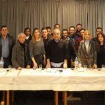 Συνεχίζει ακάθεκτος την διεκδίκηση της δημαρχίας στο Μεσολόγγι ο Δημήτρης Σταμάτης