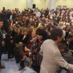 Το αδιαχώρητο στην παρουσίαση των υποψηφίων του συνδυασμού του Γιάννη Τριανταφυλλάκη