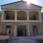Με γοργούς ρυθμούς προχωρά η νέα στέγη του Εργαστηρίου «Παναγία Ελεούσα»