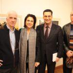 Εγκαινιάστηκε η έκθεση «ἐλαία» στη Δημοτική Πινακοθήκη Αγρινίου